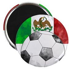 Mexico Futbol Magnets