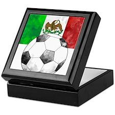 Mexico Futbol Keepsake Box