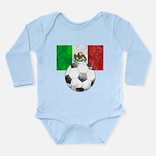 Mexico Futbol Body Suit