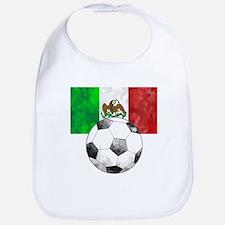Mexico Futbol Bib
