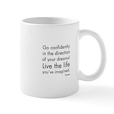 Go Confidently Mugs