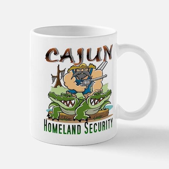 Cajun Homeland Security Mugs