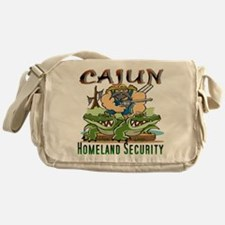 Cajun Homeland Security Messenger Bag