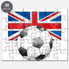 British Football Art Puzzle