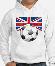 British Football Art Hoodie