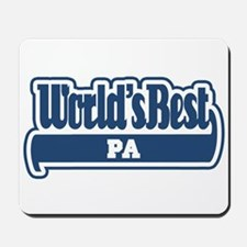 WB Dad [Calabrese] Mousepad