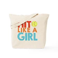 Cute Hit girl Tote Bag