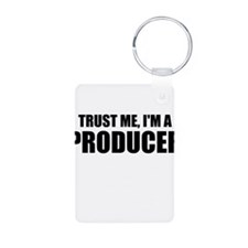 Trust Me, I'm A Producer Keychains