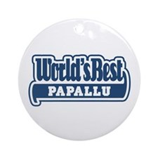 WB Dad [Calabrese] Ornament (Round)