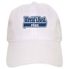WB Dad [Cajun] Baseball Cap