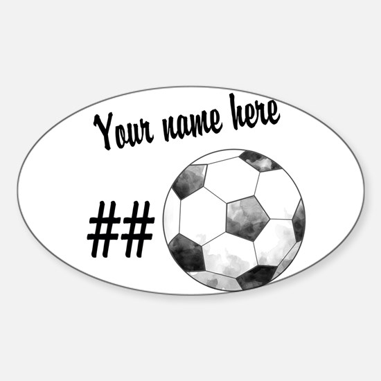 Soccer Art Decal