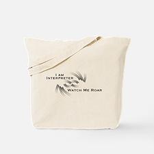 I Am Interpreter - Tote Bag