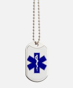 star of life Dog Tags