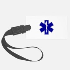 star of life Luggage Tag