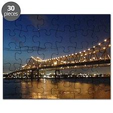 NOLA MS River Puzzle