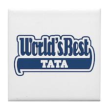 WB Dad [Bosnian] Tile Coaster