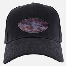 Blue Dragon on Red Bricks 10 Baseball Hat
