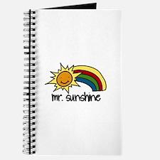 Mr Sunshine Journal