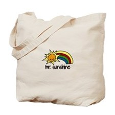 Mr Sunshine Tote Bag