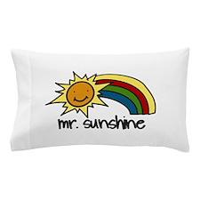 Mr Sunshine Pillow Case