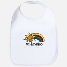 Mr Sunshine Bib