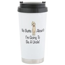Baby Butt Uncle To Be Travel Mug