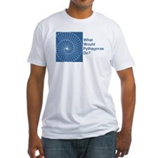 """""""What Would Pythagoras Do?"""" Shirt"""
