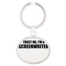 Trust Me, I'm A Screenwriter Keychains