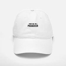 Trust Me, I'm A Producer Baseball Baseball Baseball Cap
