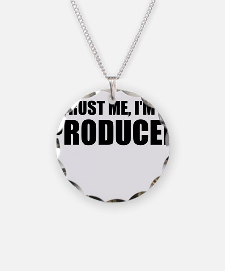 Trust Me, I'm A Producer Necklace
