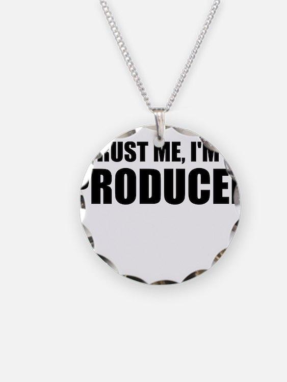 Trust Me, I'm A Producer Necklace