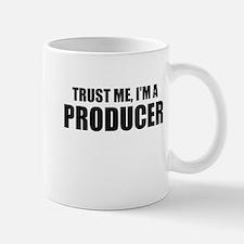 Trust Me, I'm A Producer Mugs