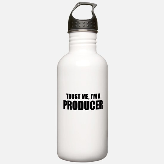 Trust Me, I'm A Producer Water Bottle
