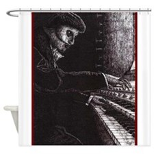 Phantom of the Opera~Requiem Shower Curtain
