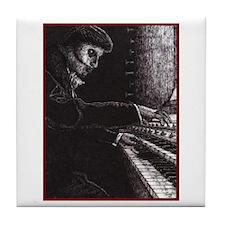 'Requiem' ~ Tile Coaster