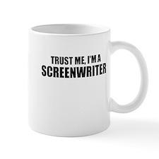 Trust Me, I'm A Screenwriter Mugs