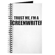 Trust Me, I'm A Screenwriter Journal