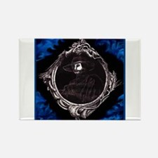 Phantom (Blue) ~ Rectangle Magnet