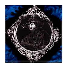 Phantom (Blue) ~ Tile Coaster