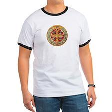 3-Benedict_Medal_Reverse-1 T-Shirt