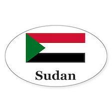 sudan-name Decal
