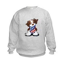 Patriotic Brittany Sweatshirt