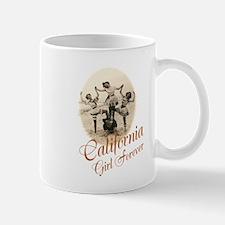 California Girl Forever Mugs