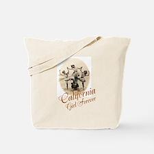 California Girl Forever Tote Bag