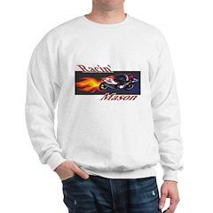 Racin' Mason Bikers Sweatshirt