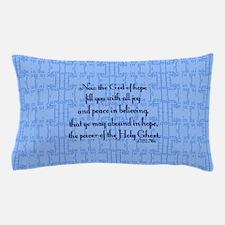 Romans 15:13 Scripture Pillow Case