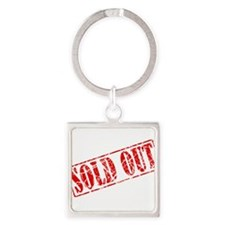 Sold Out Keychains