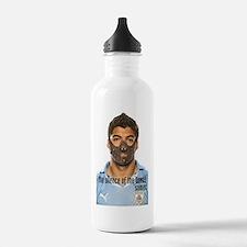 luis suarez Water Bottle