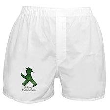 Unique German Boxer Shorts