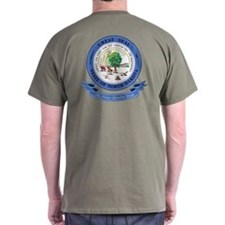 North Dakota Seal T-Shirt